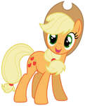 Vector: Applejack 31