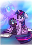 Original/Patreon Reward: Nyx + Twilight
