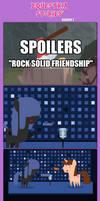 ES' S7: REVIEW - ''Rock Solid Friendship''