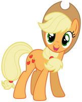 Vector: Applejack 38 by EStories