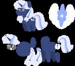 Pointy Ponies: Silverlay [NEW]