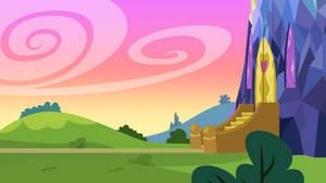 Background: Twilight's Castle 3 by EStories