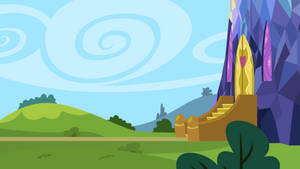 Background: Twilight's Castle 3 [Day]