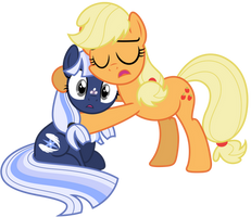 <b>Vector: Silverlay + Applejack 1</b><br><i>EStories</i>