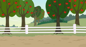 Background: Sweet Apple Acres 3