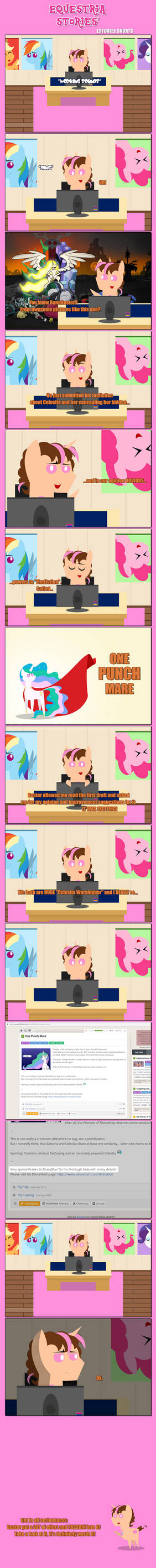 ES' Shorts 216: ''One Punch Mare''