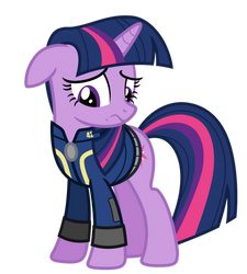 Vector: Twilight Sparkle - Fallout: Equestria by EStories