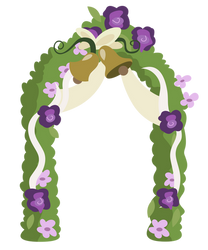 Vector: Floral Wreath by EStories