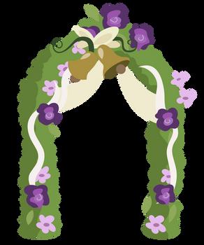 Vector: Floral Wreath