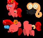 Pointy Ponies: Jasper Pie by EStories