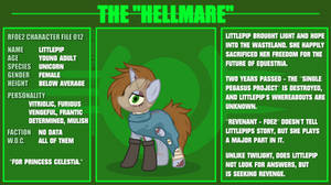 RFOE2 - CHARACTER FILE 012 - THE ''HELLMARE''