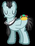 Vector: Background Pony