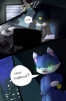 Pokemon Crystal Tears: Chapter 1 Page 9 by GameMaster15