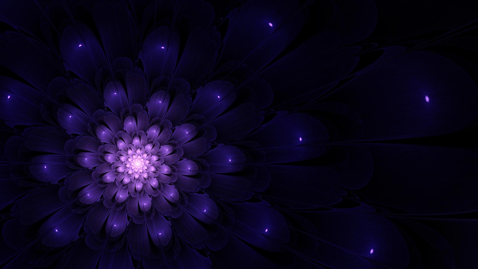 indigo flower by mythara on deviantart