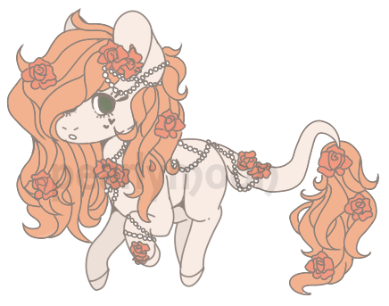 Roses and Pearls | Auction | Closed by pearlymoon