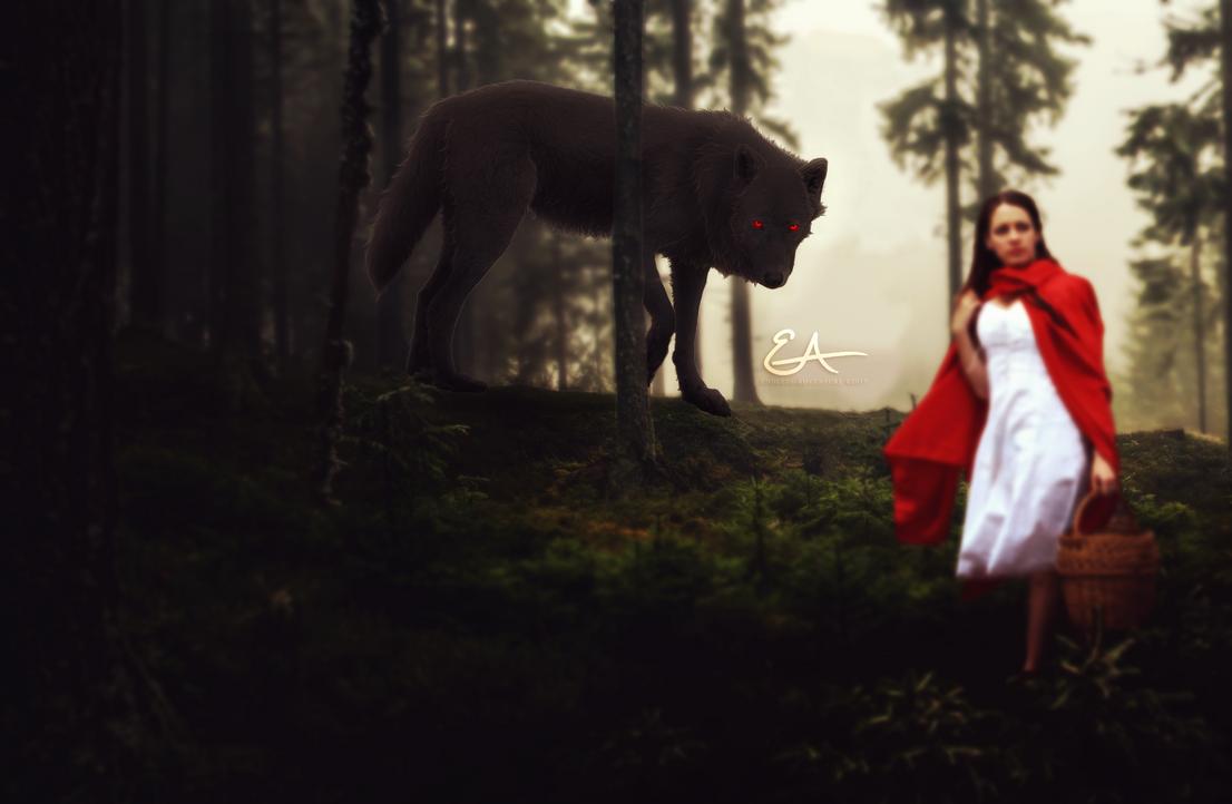 Run Away Little Girl.... by endless-adventure