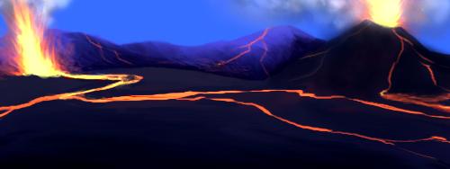 Lava by KalisCoraven