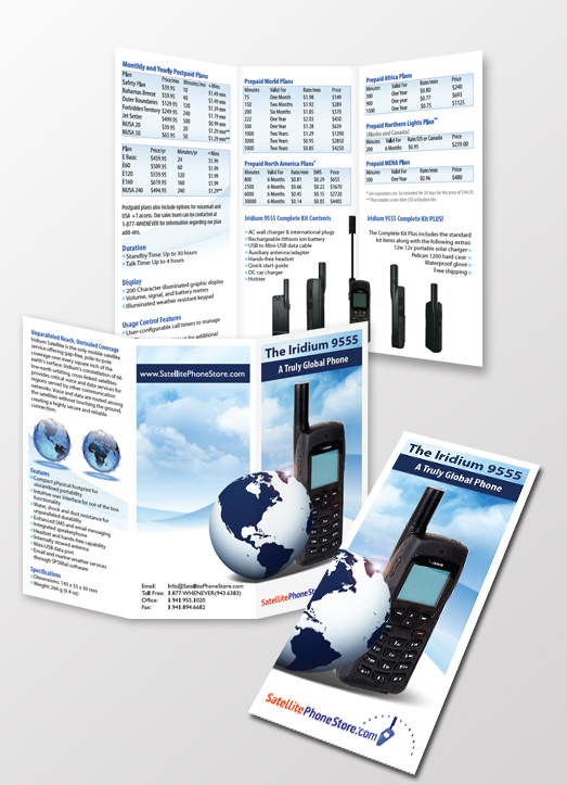 Iridium 9555 Brochure by KalisCoraven