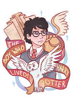 Harry by TheDevilOnYourBack