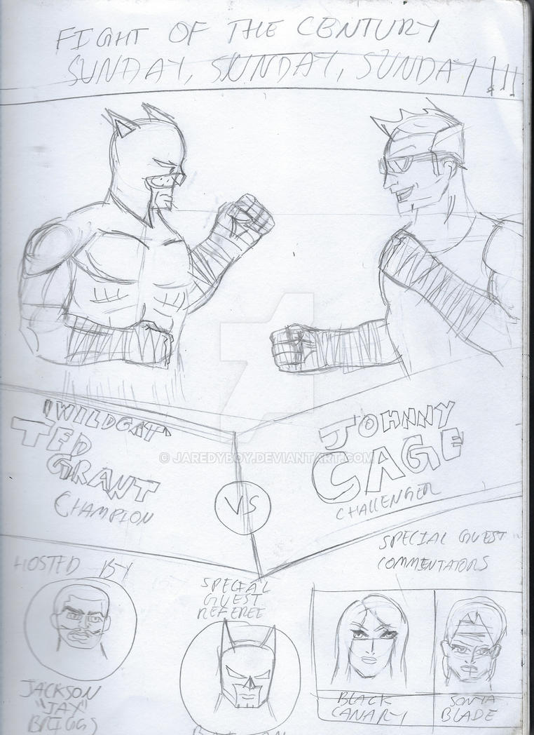 Fight Night by jaredyboy