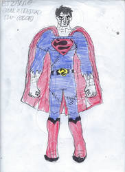 Bizarro Full DC United Redesign