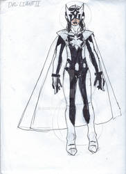 Dr. Light II Full DC United Redesign