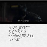 I'm Vengeance Template
