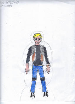 Jonny Quest Full DC Unlimited Redesign