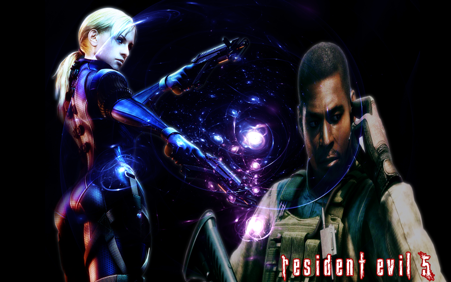 resident evil 5 wallpaper. Resident Evil 5 AE Wallpaper