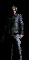 Leon - Resident Evil 6 - Professional Render