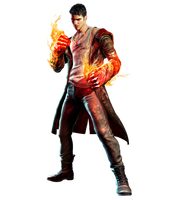 New DMC Dante Render (2012) by Allan-Valentine