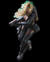Resident Evil Revelations - Rachel Render