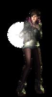 RE Revelations 2 - Moira Render
