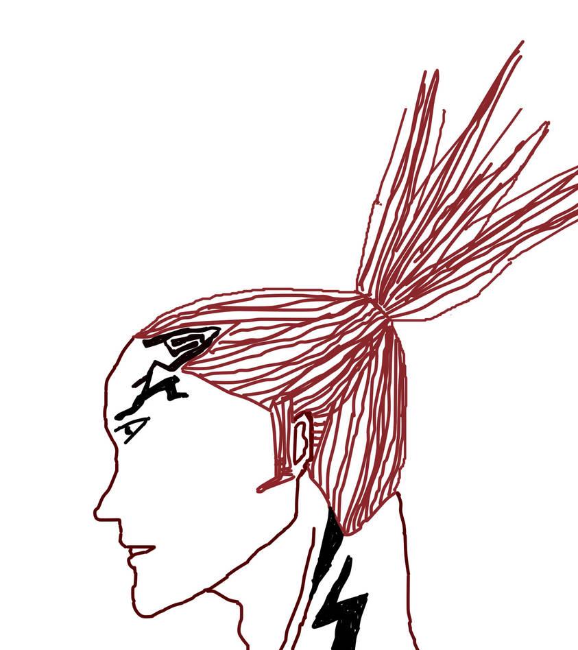 Basic Renji sketch by TheAnimatedSky