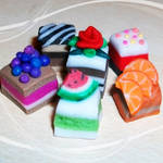 Polymer Clay Petit Cakes