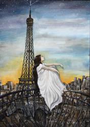 Dreams of Paradise by Iararawr