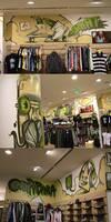 Contrabanda store by Arnou
