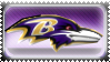 Baltimore Ravens Stamp by kreedantillesordo