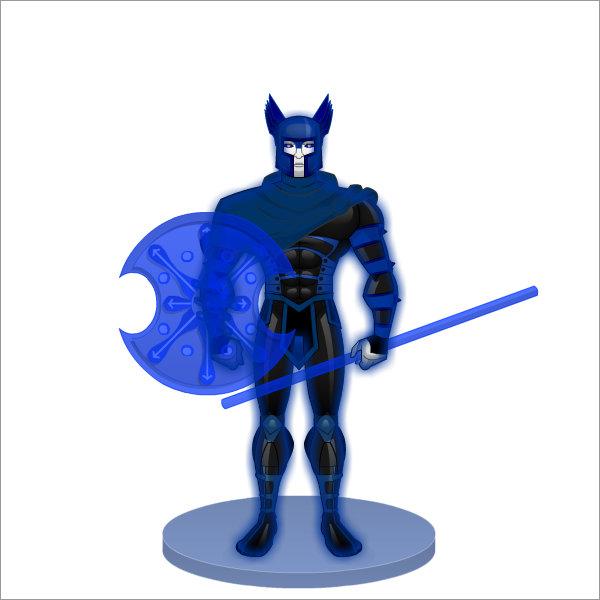 Blue lantern corps razer - photo#28