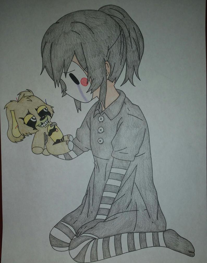 The marionette child by shadowkunsgirlfriend
