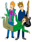 Adventure Time with Eddsworld