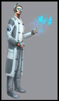 scientist concept