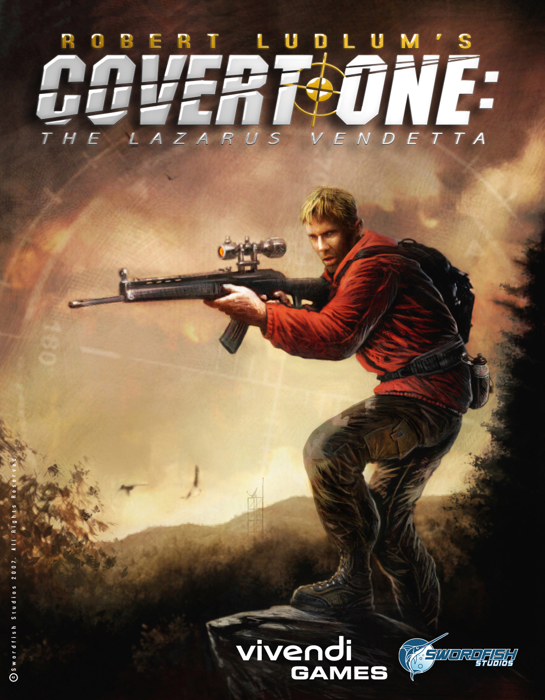 covert 1 cover proposition by JohnMcCambridge