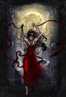 Gothic Vampire by JohnMcCambridge