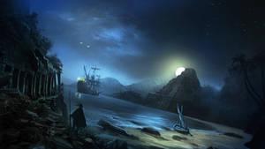 Lost city by JohnMcCambridge