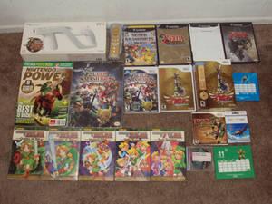 MY Zelda Collection