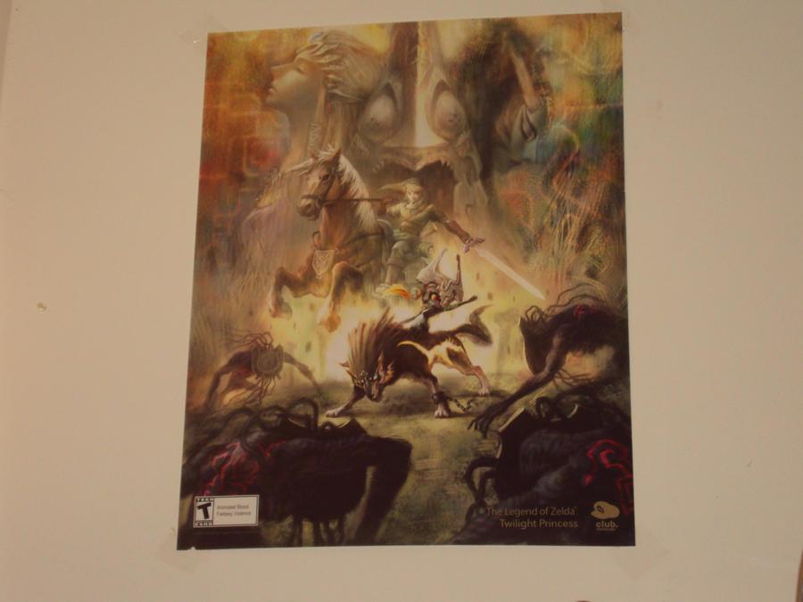 2 Out of 3 Zelda Club Nintendo Posters by Zelda1987