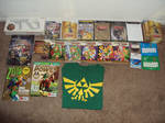 MY Zelda Collection UPDATE: APRIL 2012