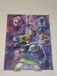 My Zelda Club Nintendo Poster 3 out of 3