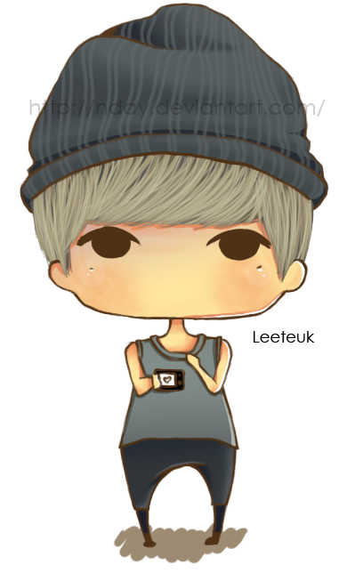 No Other-Leeteuk by nday